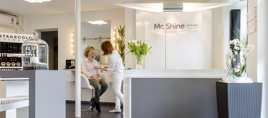 Mc Shine cosmetology & therapy