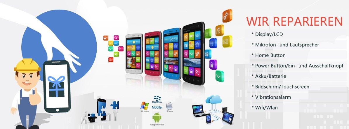 iTek - iPhone und Smartphone Reparatur