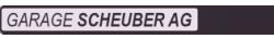 Garage Scheuber AG