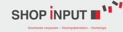Shop Input